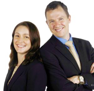 Matt and Liz Raad