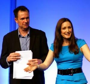 e-business mentors Matt and Liz Raad