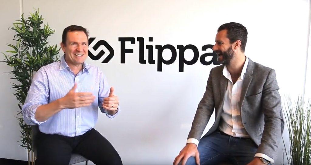 Flippa CEO Blake Hutchison Interviews Matt Raad