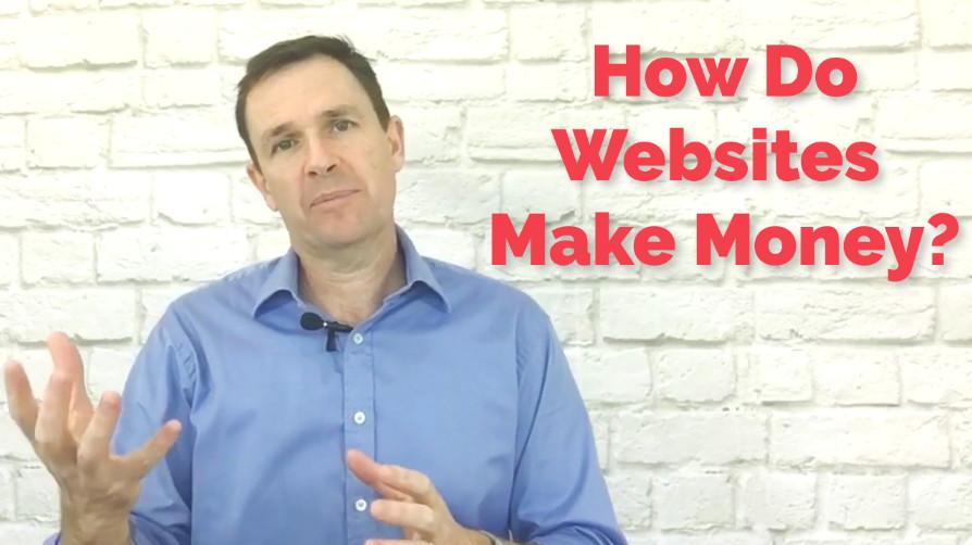 How Do Websites Make Money