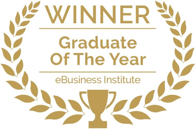 eBusiness Institute Graduate Of The Year