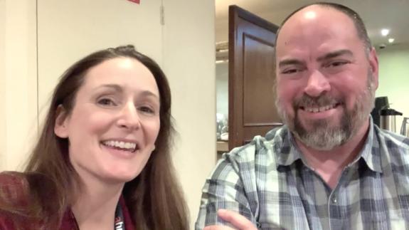 Liz Raad and Jeff Ferguson discuss does Social Media impact SEO