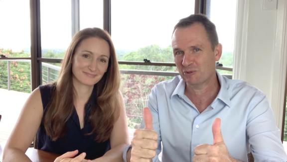 Matt and Liz Raad discuss traits of successful students