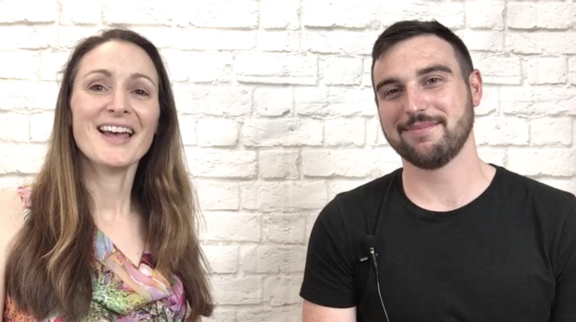 Liz Raad interviews Chris Dinham on how he quit his job