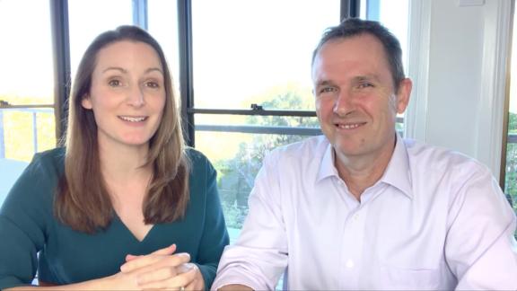 Matt and Liz Raad discuss Website Maintenance