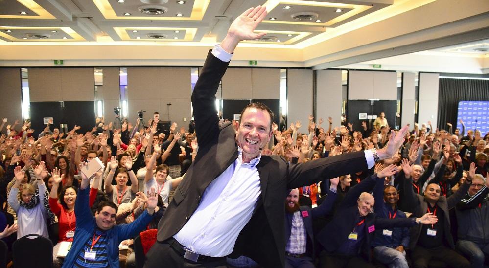Matt Raad inspires digital marketing conference