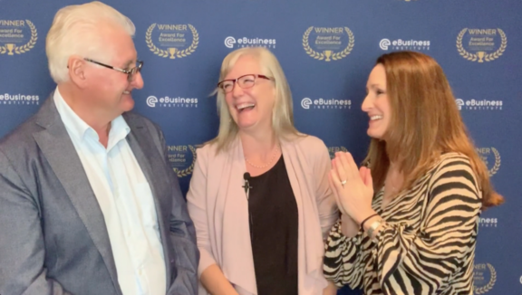 Liz Raad interviews Gary Clements and Lucy Walter