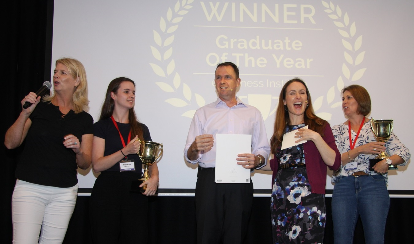 Graduates Of The Year awarded at Digital Investment Summit