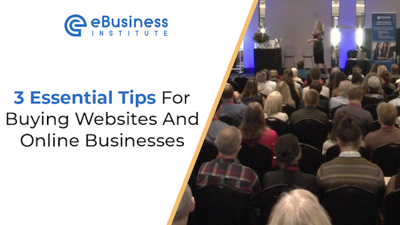 3 Legal Tips for Buying Online Businesses