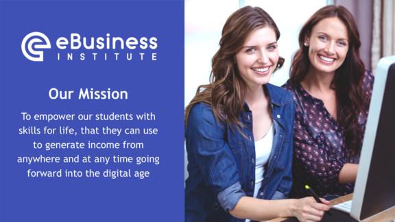 E-Business Institute Mission Statement
