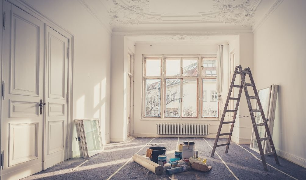 Renovating websites for profit is like renovating a house