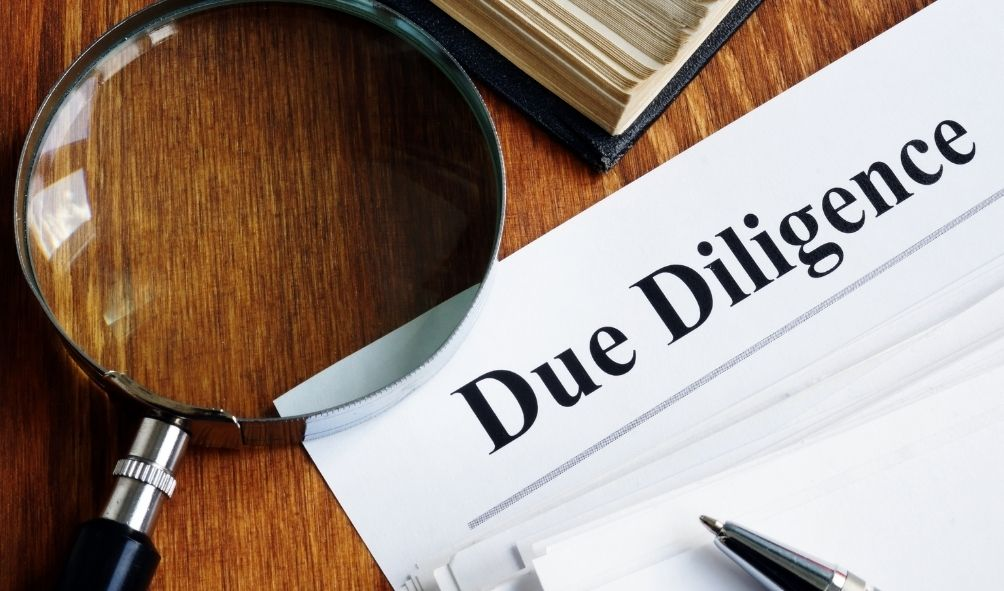 Website Due Diligence to know how much as website is worth